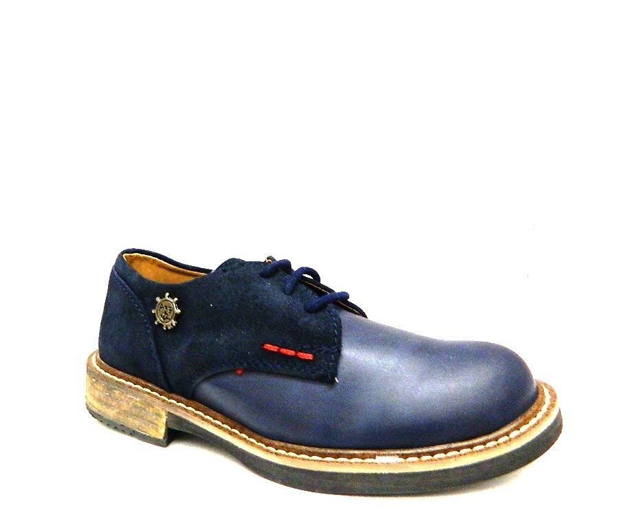 524a80273c4 Zapatos Casuales Niño Azul Plumbago 168 18-21 -   519.00 en Mercado ...