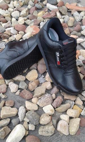 zapatos casuales o deportivos escolares - talla 26-36 cuero