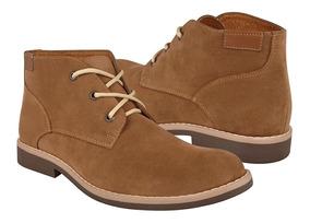 Zapatos Casuales Para Caballero Stylo 9556 Camel
