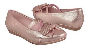 Casuales 181090 Rosado Zapatos Oro Pink Miss Para Niña yYgb6f7