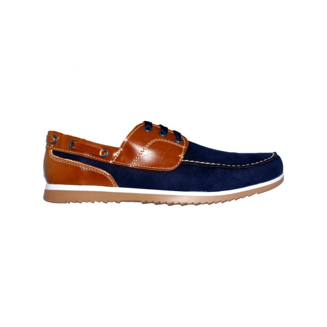 e4399821b7c Zapatos Casuales Para Niño Azul Miel-mod.0480al5669232 -   359.00 en ...