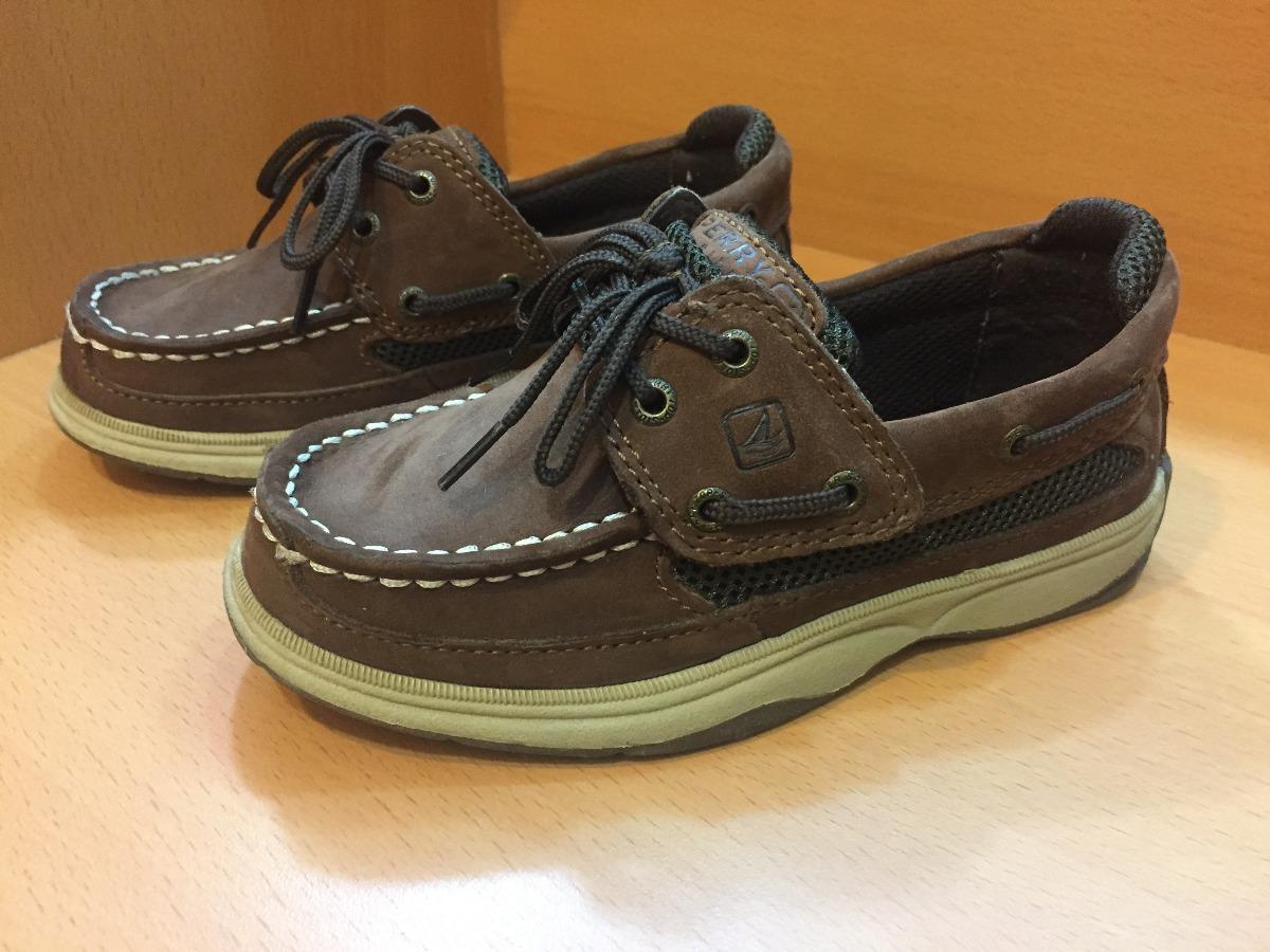 7b393d0f3 zapatos casuales para niños marca sperry talla 29 originales. Cargando zoom.