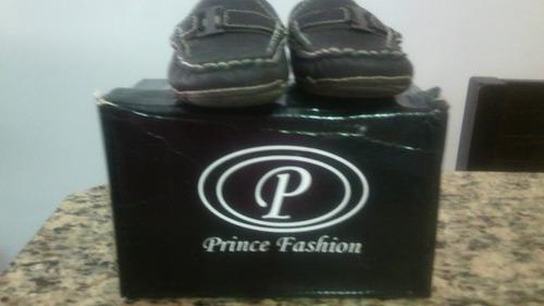 zapatos casuales, talla 25