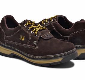 12e5fb25 Zapatos De Seguridad Cat Caterpillar Modelo Steel Toe - Calzados en Mercado  Libre Uruguay