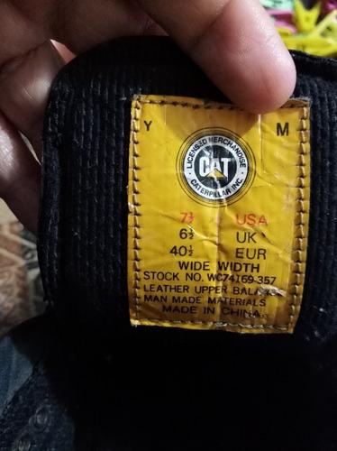 S Cat En 40 Talla 12 Zapatos 00 Originales Hombre De 100 Mercado TRqHqw0x