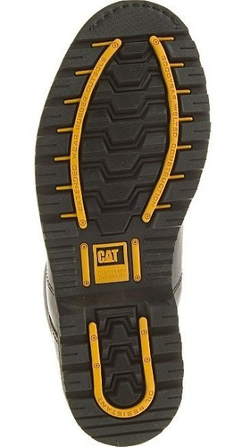 zapatos caterpillar punta acero p89703 ridgemont hombre negr