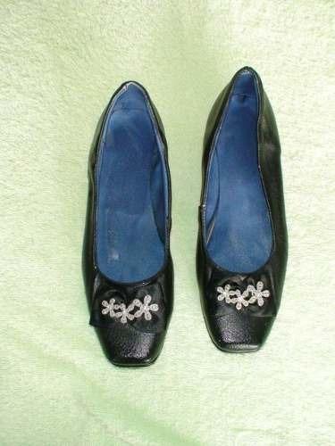 zapatos cerrados flats bfn  23 cm eex