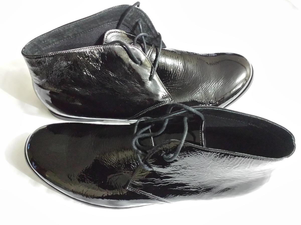 Zapatos charol casuales fashion bed stu 100 genuinos en mercado libre - Charol zapateria ...