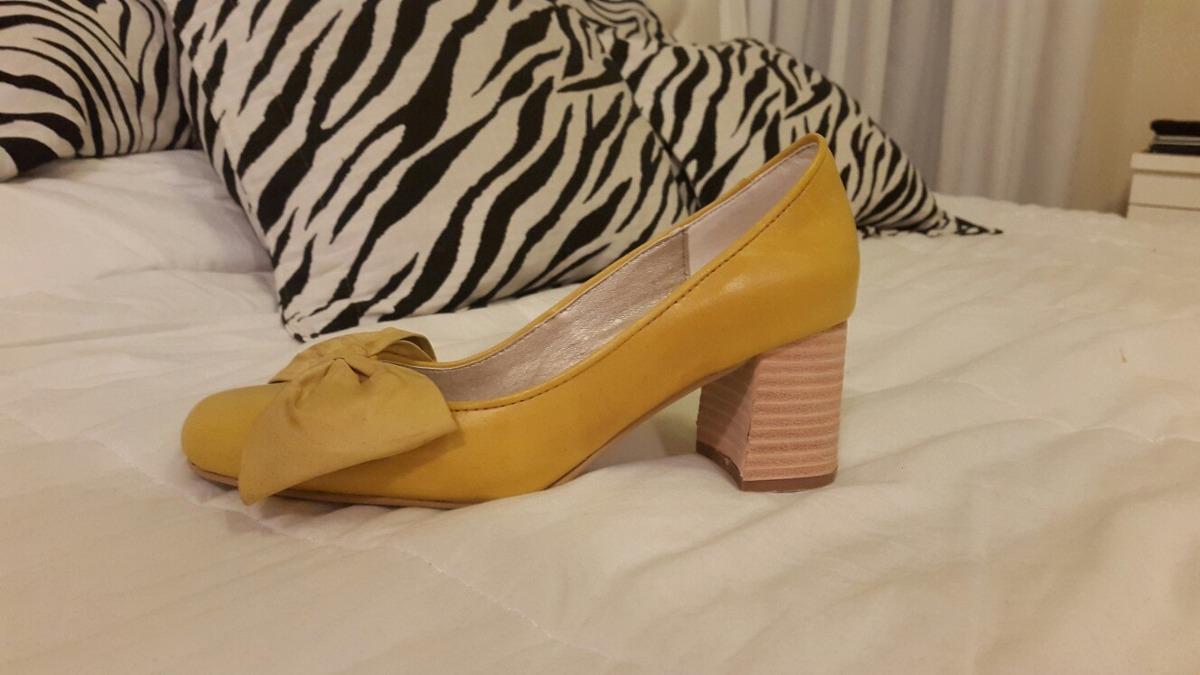da931f433ce Zapatos Chatas Balerinas Cuero Taco Folia Stilettos Sandalia ...