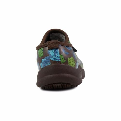 zapatos chef, cocina bogs oliver brown