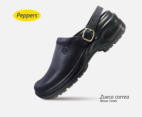 zapatos chefs cocina 100% cuero. antideslizantes. cómodos!