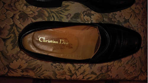 zapatos christian dior como nuevo oferta.