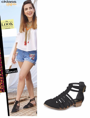 zapatos cklass romanos primavera verano 2017 nuevos