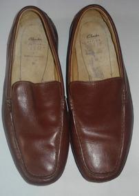 Zapatos Clarks 8 12 Active Air Originales 100% Cuero