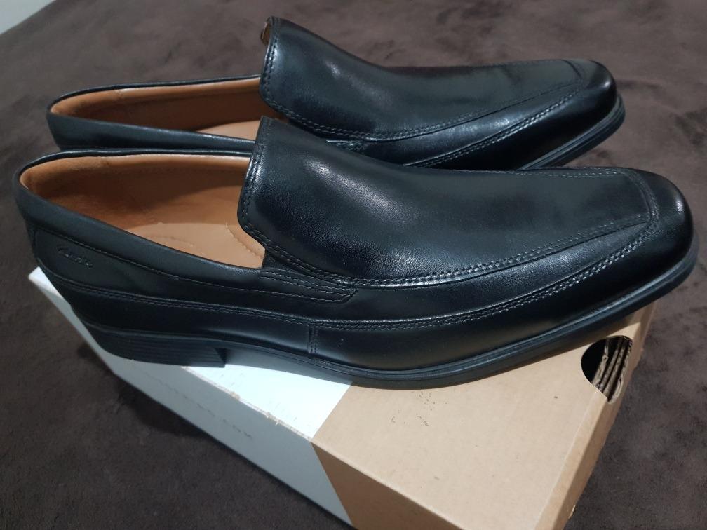 De Clarks Eur Us Talla Peru 45 12 Zapatos Nuevos 46 Vestir qUVSzMp