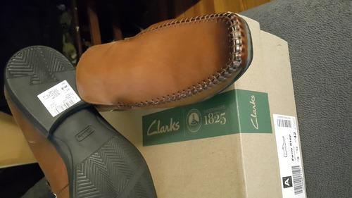 c007fb5f Zapatos Clarks England T42 Nuevo En Su Caja Original - $ 3.100,00 en ...
