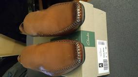 En Nuevo Su Clarks England Caja Zapatos Original T42 Tl13FJcuK