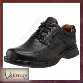 Zapatos Clarks Hombre Unstructured Un Bend Casual Oxford
