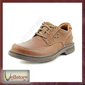 Zapatos Clarks Hombre Wavecenter Ave Casual Lace Up Oxford