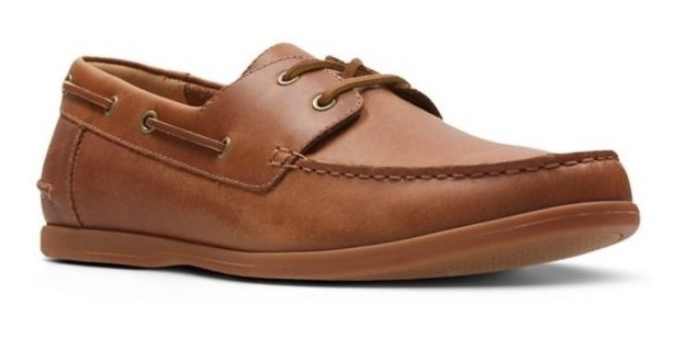 purchase newest soft and light wholesale sales Zapatos Clarks Morven Sail - Color Suela - Talla 41