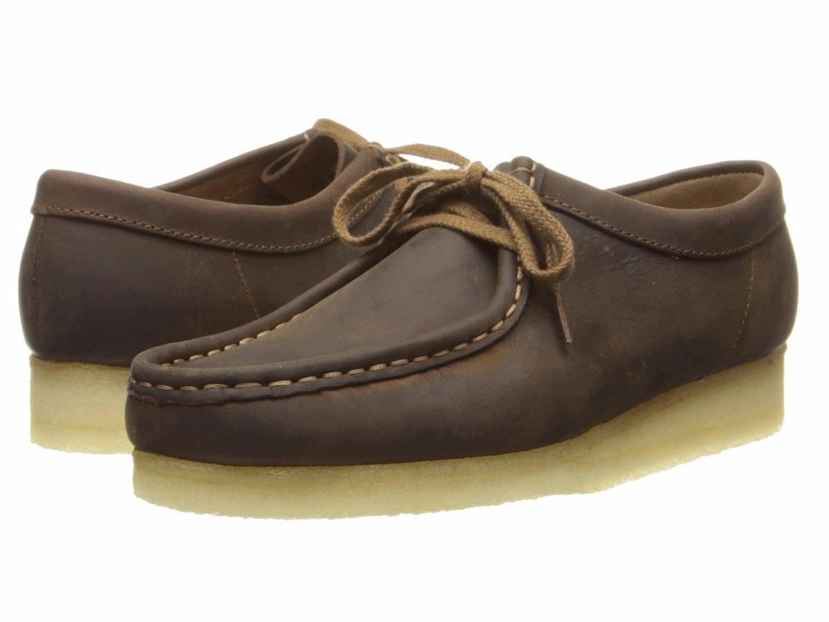 Clarks De Wallabee Los Hombres 990 Zapatos Original 581 Encaje 4EIwxxdXq