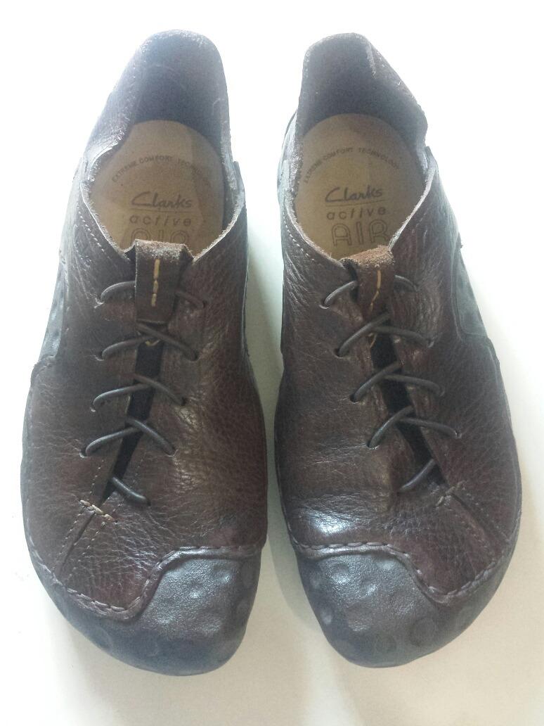Bs Caballeros G Zapatos Talla Uk Originales Dq6fxyq5 Y Clarks Medio 6 8CT7wxwq