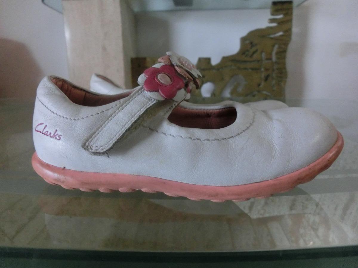 04527e0884a zapatos clarks originales para niña. talla 24. Cargando zoom.