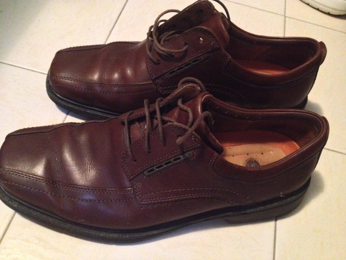 Structured Clarks Bs6 Zapatos 10 00 Talla 990 Hombre Originales c1JlKFT