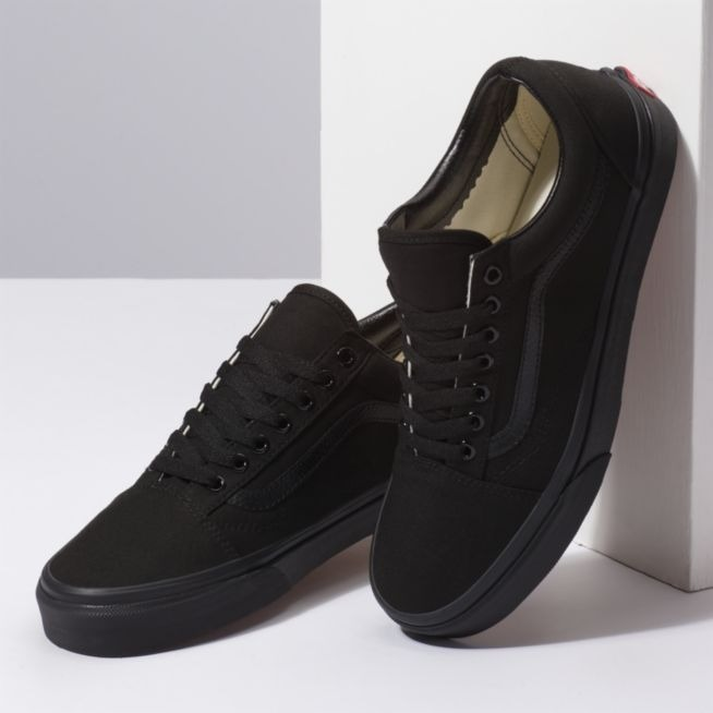 vans zapatos mujer ralla 45