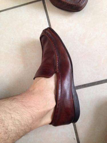 zapatos clements & augusts talla 10 nacional