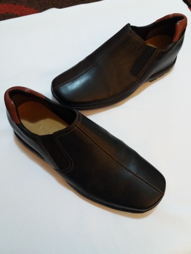 zapatos cole haan nro. 42, talla 10, 100% cuero nuevos