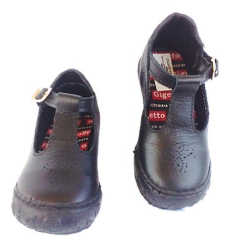 zapatos colegial escolar  niña gigetto 906