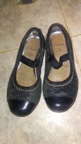 Zapatos Colegiales Clarks Para Niñas Talla 28