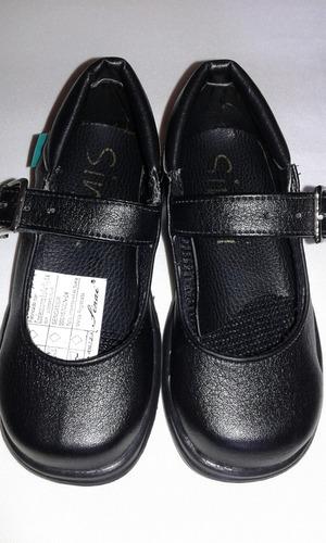 zapatos colegiales escolares niña talla 30 27. ref 707