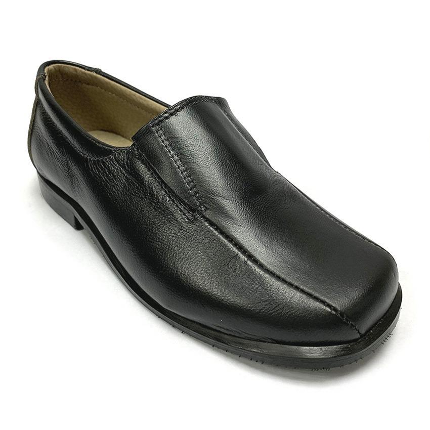 bbf85606a88 Zapatos Colegiales Monna Lisa Niña Negro Ml 3031 Corpez - Bs ...