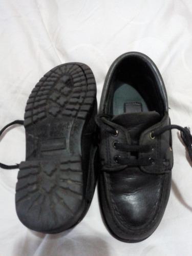 zapatos colegiales negros. talle 30, toot