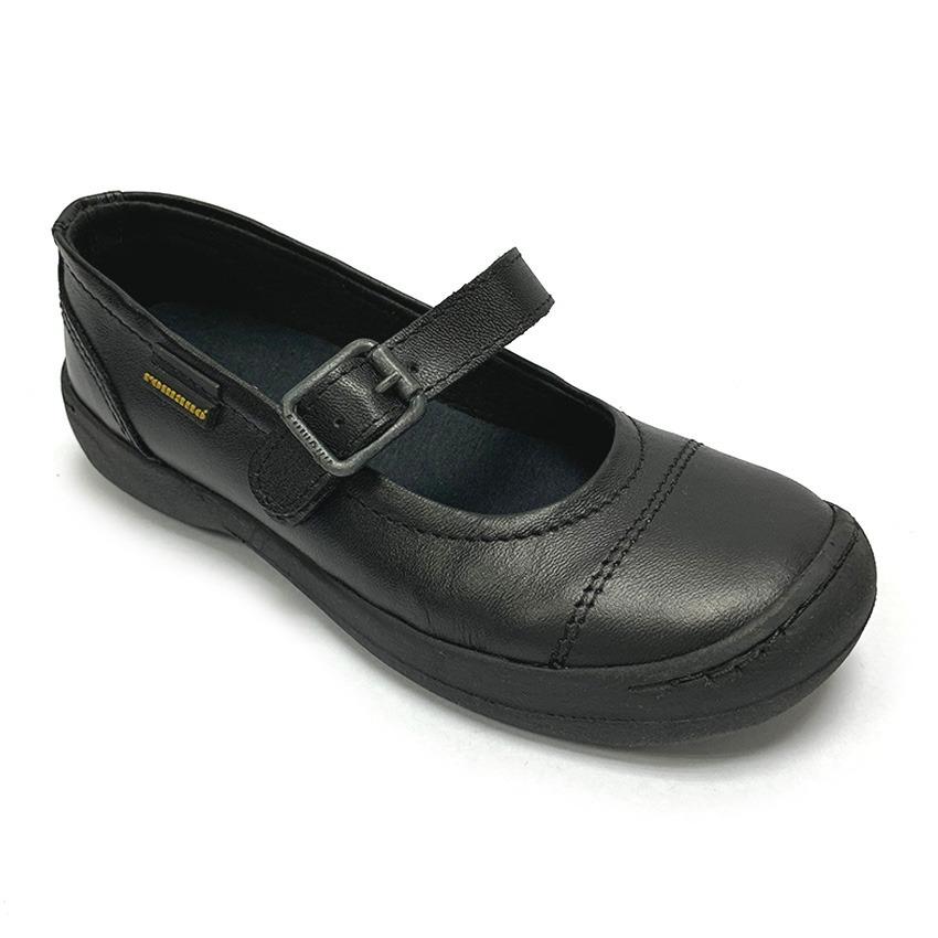 c3b14e76cf7 Zapatos Colegiales Romano Niña Negro Rm 2010 Corpez - Bs. 183.261