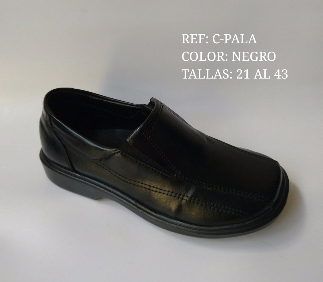 0c60e1c64ec zapatos colegiales y escolares cuero negro mocasin hombre. Cargando zoom.