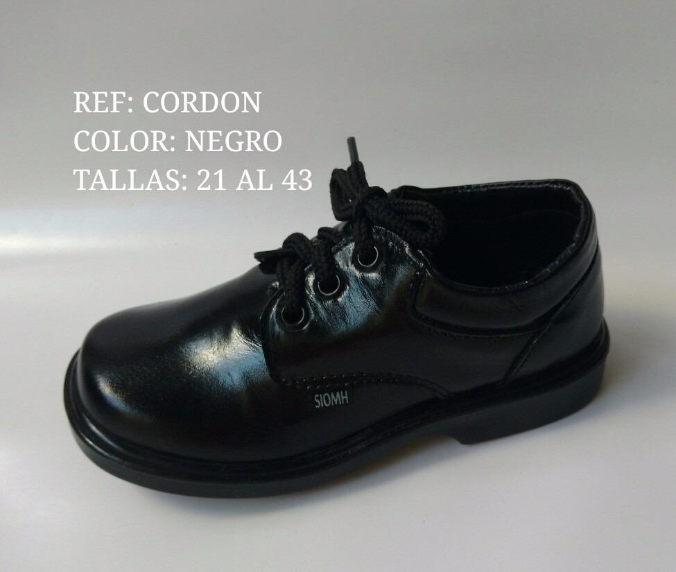 96744060638 zapatos colegiales y escolares cuero negro y cocidos hombre. Cargando zoom.