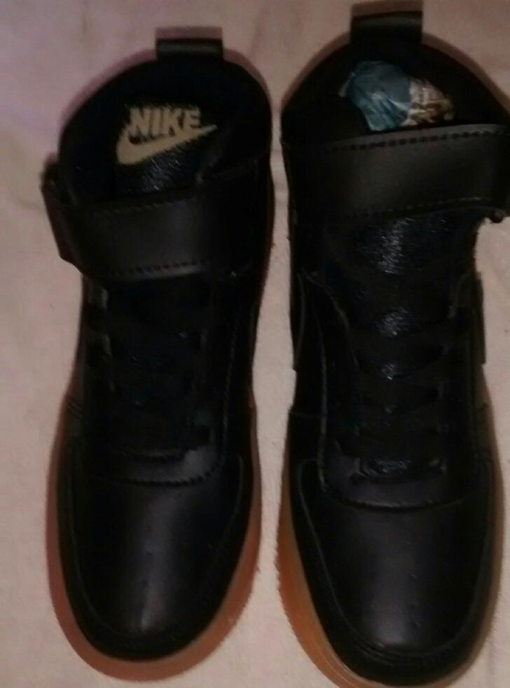 Zapatos Colegialestipo Bota Nike Nino Tallas Grandes Bs 225 00 En Mercado Libre