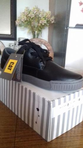 zapatos  colegio nuevos  caterpillar /entrega en stgo