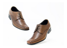 Zapatos Comodos Caballero Emyco Ed5650 Café 100% Originales!