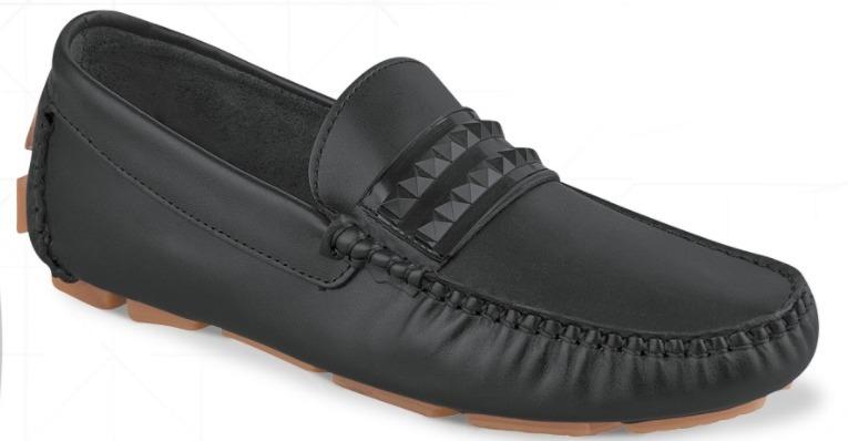 chic clásico precios grandiosos originales Zapatos Comodos Mocasines Piel Color Negro Hombre Original