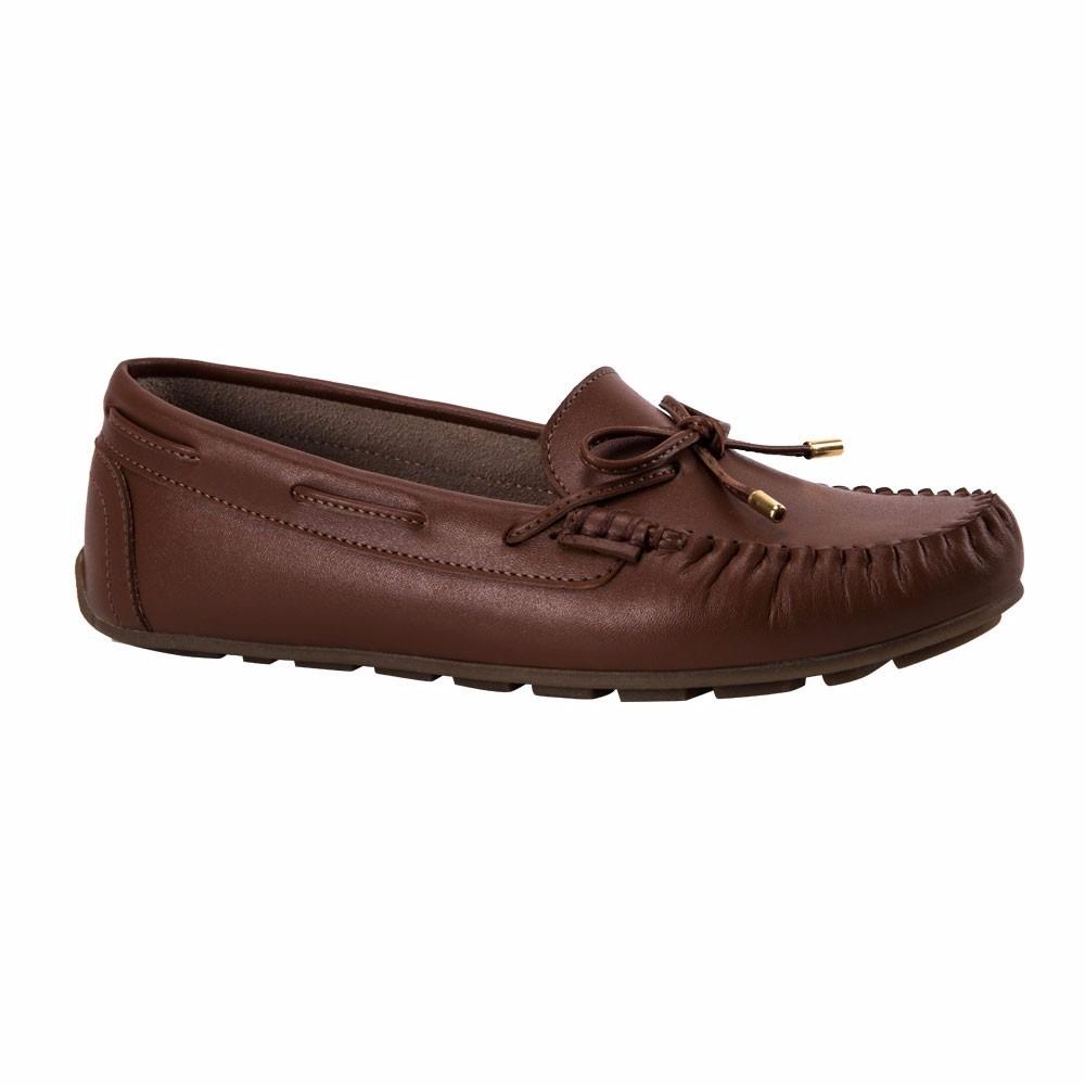 estilo moderno que buen look nueva productos Zapatos Comodos Para Dama Marca Shosh Color Camel Piel Co2