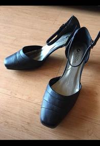 d7a70ea2 Zapatos Con Correa Al Tobillo Muy Femeninos. - Calzados de Mujer en Mercado  Libre Chile
