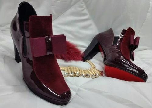zapatos con zapatos