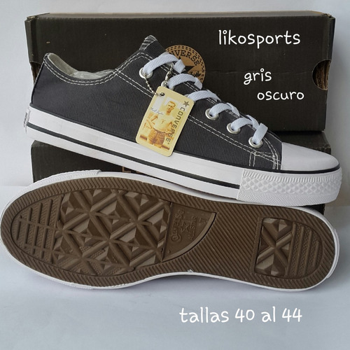 zapatos converse all star