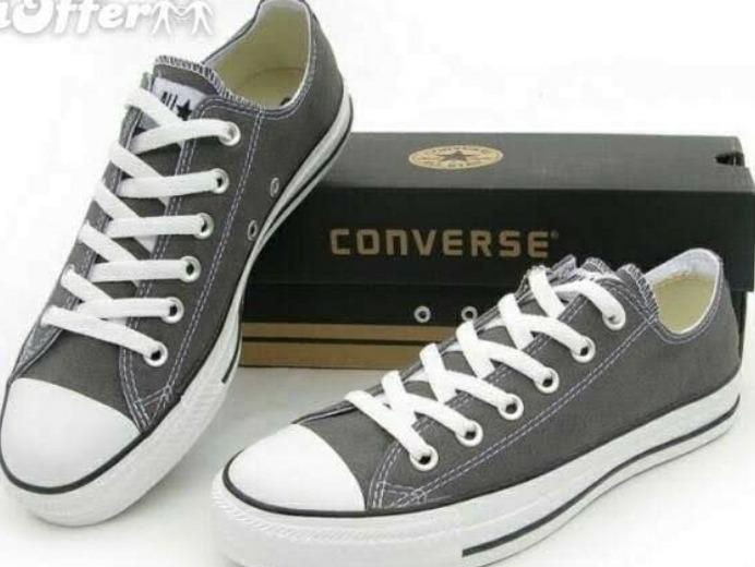 24a1f43c4c53 Zapatos Converse All Star Blancos Unisex Desde La 36 A La 45 - Bs ...