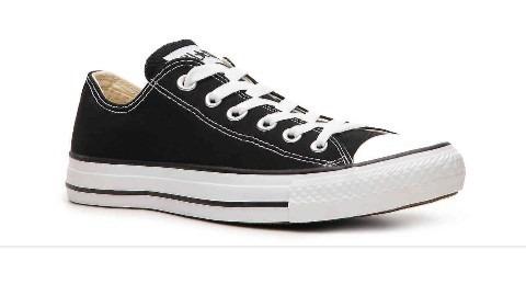zapatos converse all star chuck taylor negros