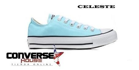 zapatos converse all star clasicas+caja+envio gratis